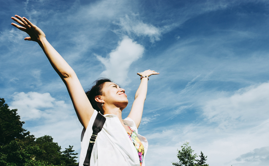 幸せに必要不可欠な「感謝の心」とは?